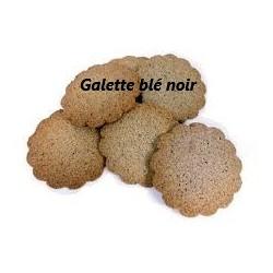 .GALETTE BLÉ NOIR 100%...